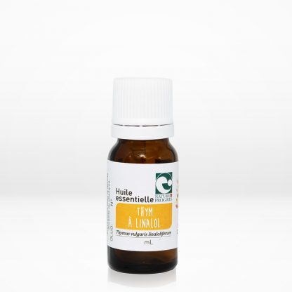 Huile essentielle thym à linalol